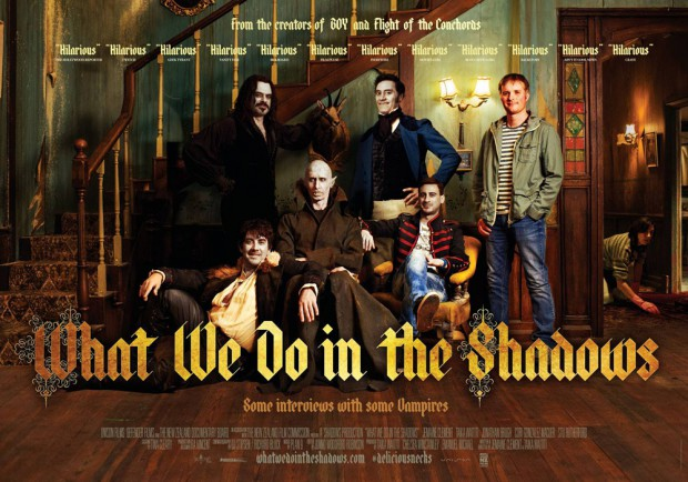 Póster de What We Do In Shadows