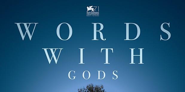 Póster de Words with Gods