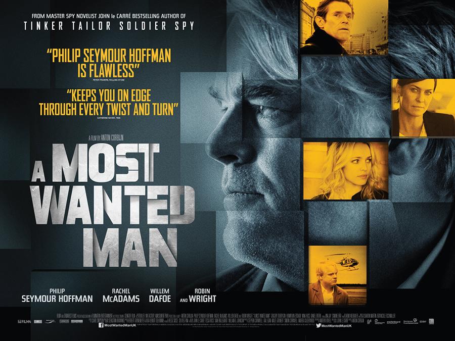 Póster de A Most Wanted Man