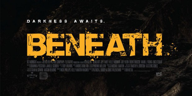 Póster de Beneath
