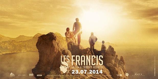 Póster de Les Francis