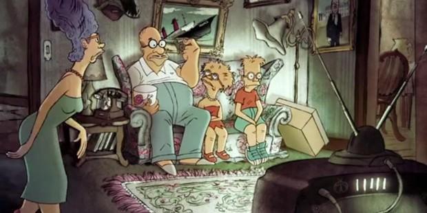 Sylvain Chomet's The Simpson 2
