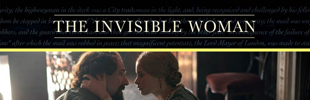 The invisible woman-estreno