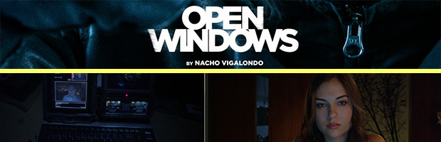 Open Windows-estreno