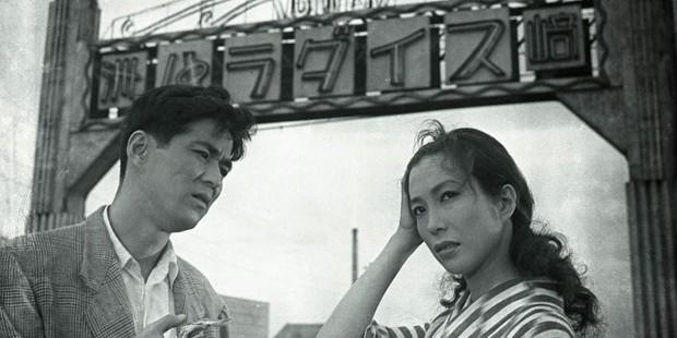 Suzaki Paradise: Barrio rojo