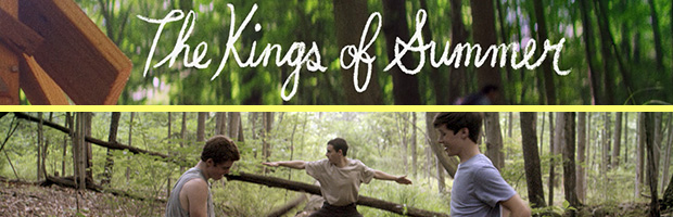 The Kings of Summer-estreno