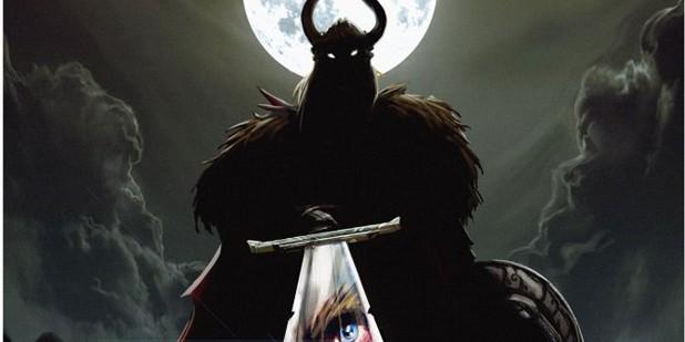 Teaser póster de Viking Vampires