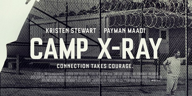 Póster de Camp X-Ray