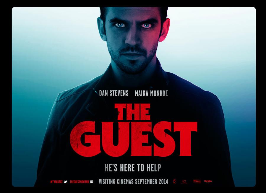 Póster de The Guest