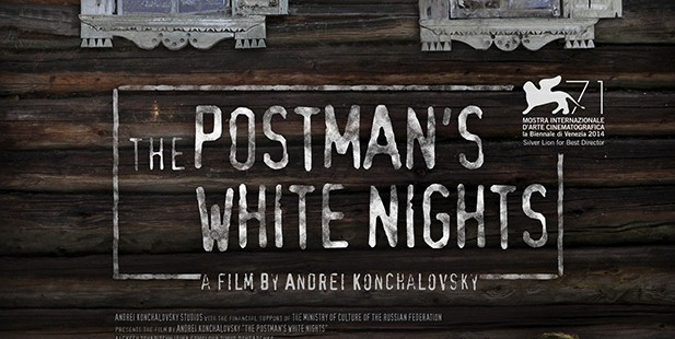Póster de The Postman's White Nights