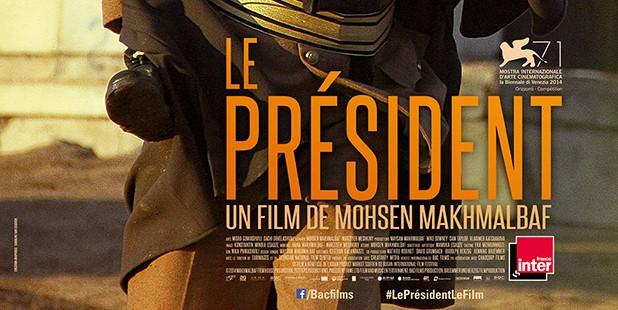 Póster de The President