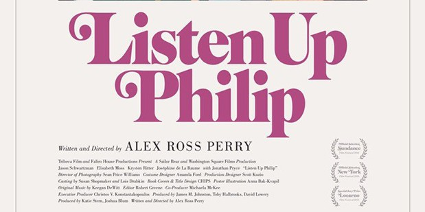 Póster de Listen Up Philip