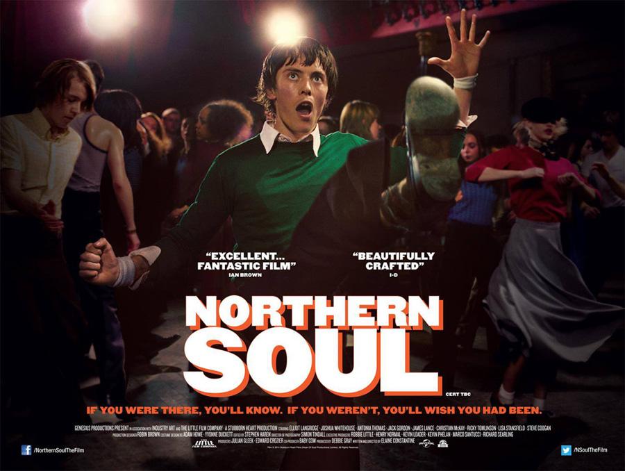Póster de Northern Soul