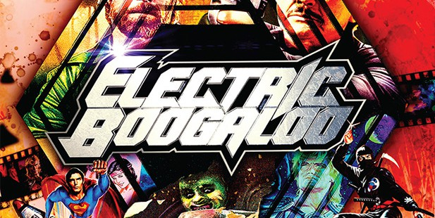 Póster de Electric Boogaloo