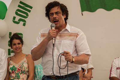 Escobar, paraíso perdido portada