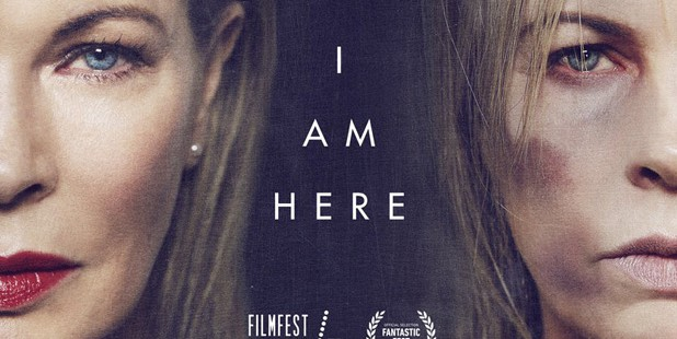Póster de I Am Here