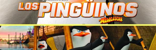 Los pingüinos de Madagascar def