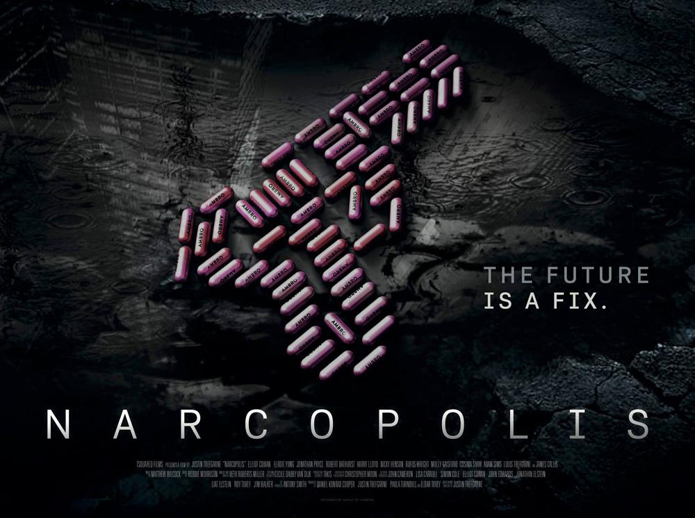 Póster de Narcopolis