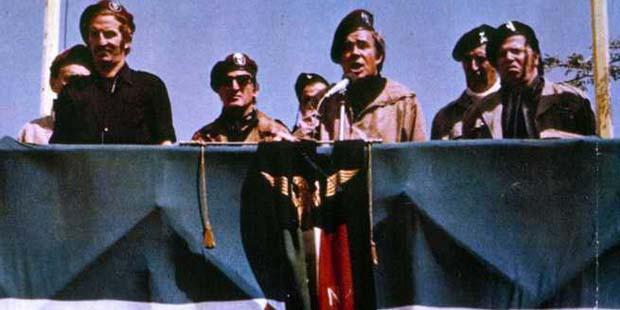 Queremos los coroneles