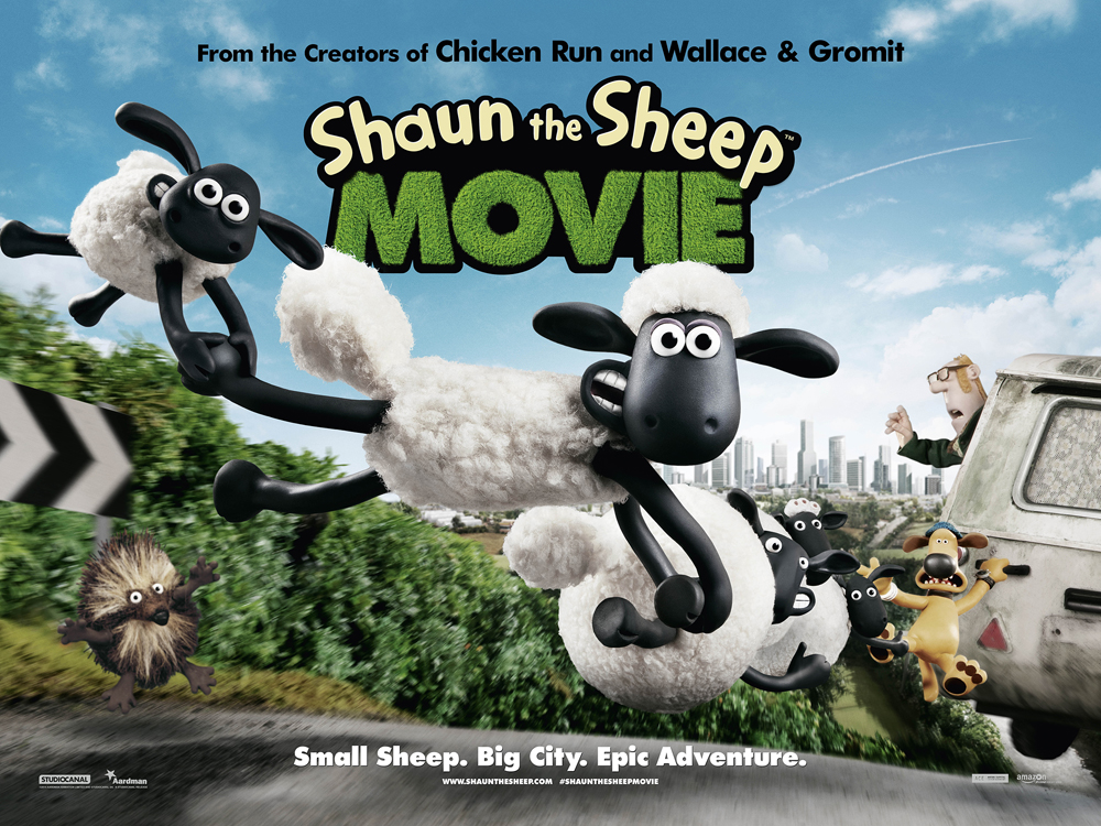 Póster de Shaun the Sheep