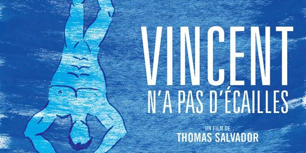 Póster de Vincent n'a pas d'écailles