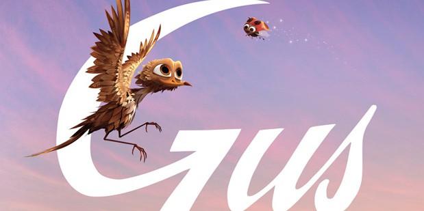 Póster de Gus (Yellowbird)