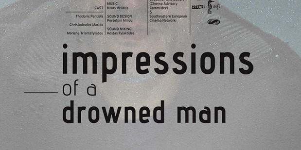 Póster de Impressions of a Drowned Man