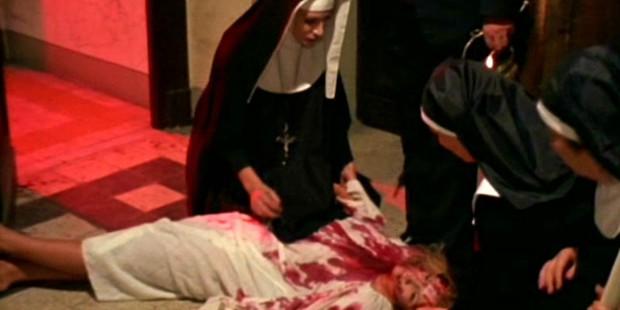 Terror en el convento