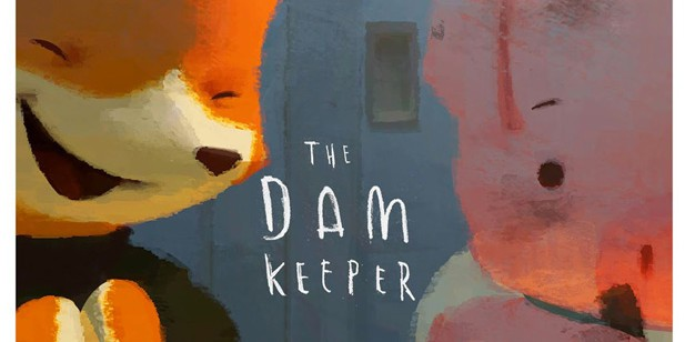 Póster de The Dam Keeper