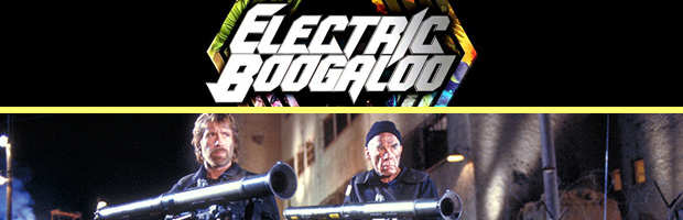 Electric Boogaloo-estreno