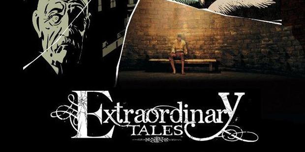 Póster de Extraordinary Tales
