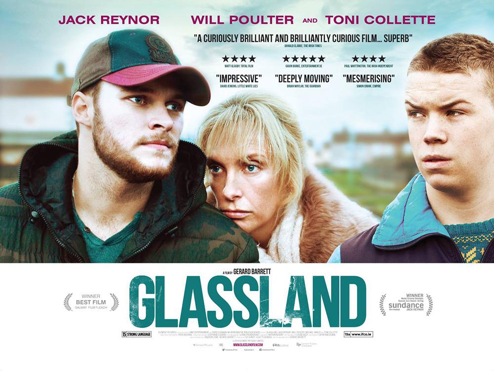 Póster de Glassland