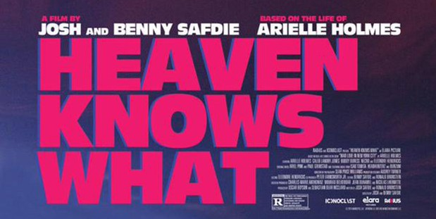 Póster de Heaven Knows What
