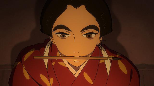 Miss Hokusai 1