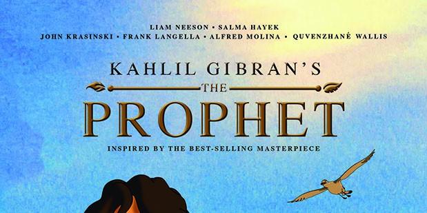 Póster de The Prophet