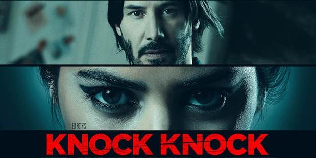 Póster de Knock Knock
