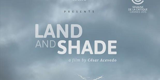 Póster de La tierra y la sombra (Land and Shade)