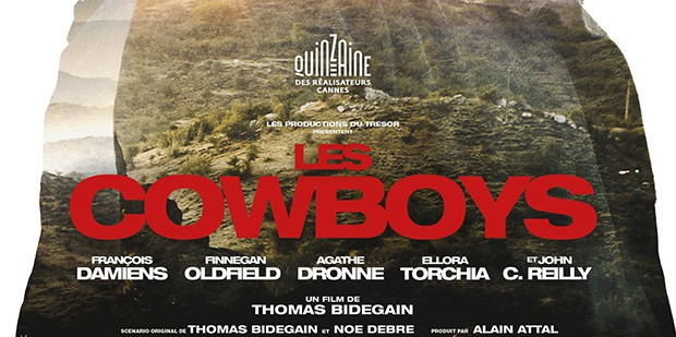 Póster de Les Cowboys