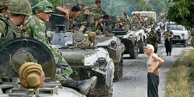 Conflicto georgiano