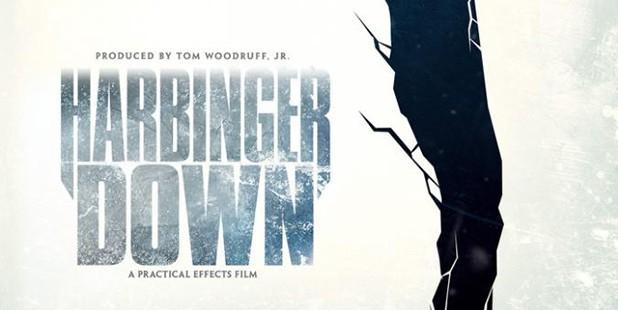 Teaser póster de Harbinger Down