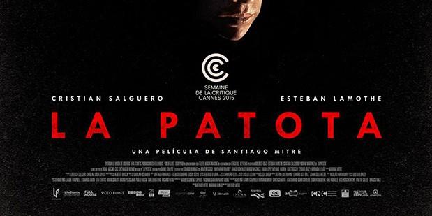 Póster de La patota (Paulina)