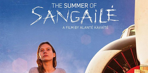 Póster de The Summer of Sangaile