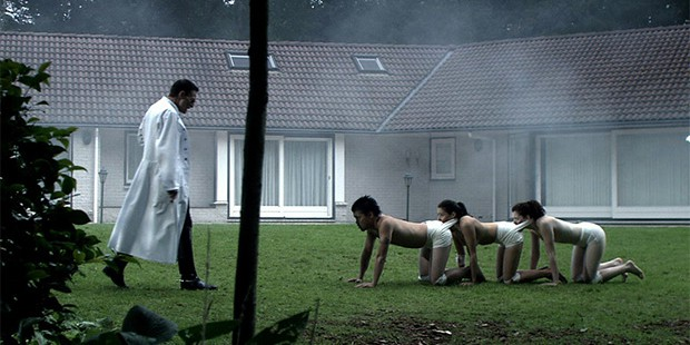 The human centipede-1