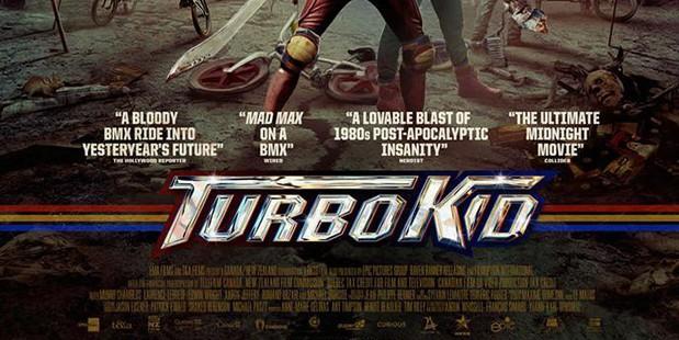 Póster de Turbo Kid