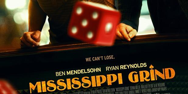 Mississippi Grind-poster