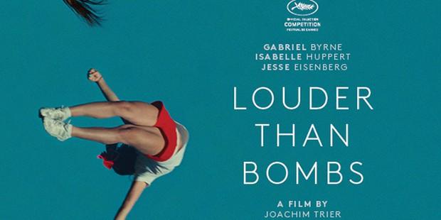Teaser póster de Louder than Bombs