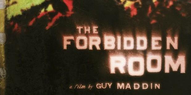Póster de The Forbidden Room