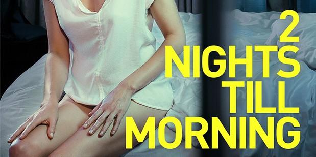 2 nights till morning-poster