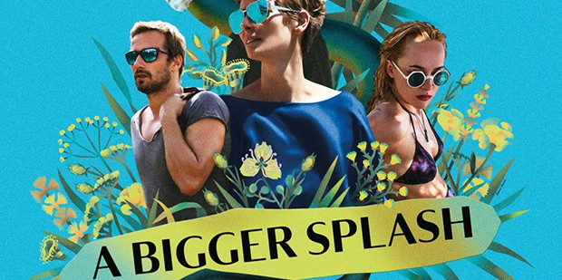 Póster de A Bigger Splash