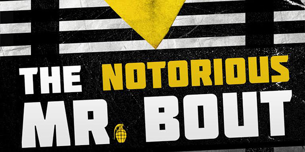 Poster The notorious mr bout